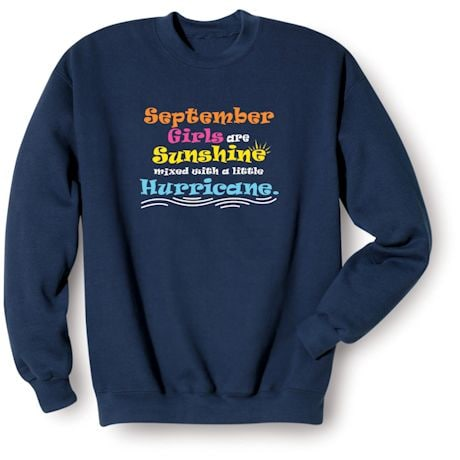 Personalized Your Month Sunshine Shirts