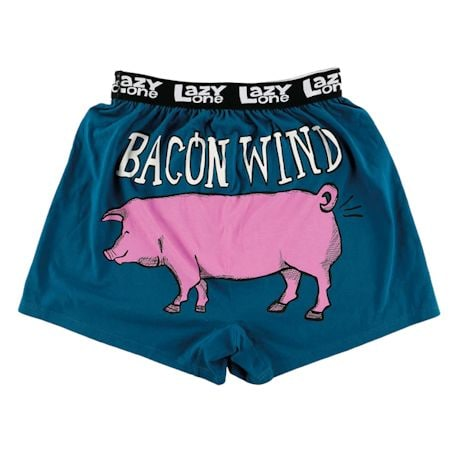 Expressive Boxers! - Bacon Wind