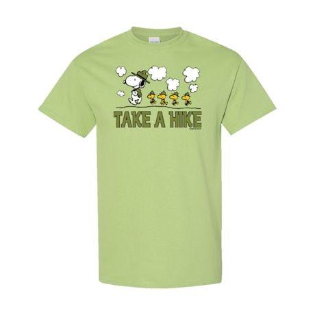 Snoopy Take a Hike Shirt