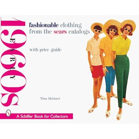 1950-1970s Sears Catalog Fashions Books