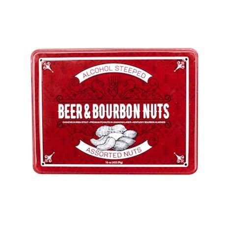 Beer & Bourbon Nuts