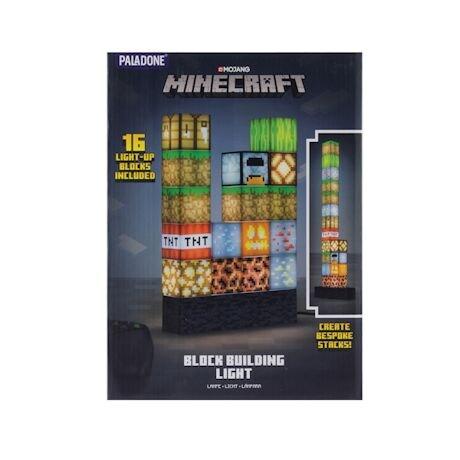 Minecraft Block-Building Light