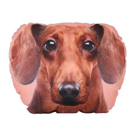 Dog Head Pillows