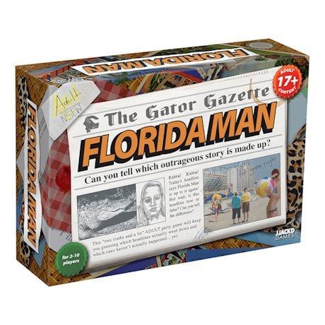 Florida Man Truth Or Fake News Game