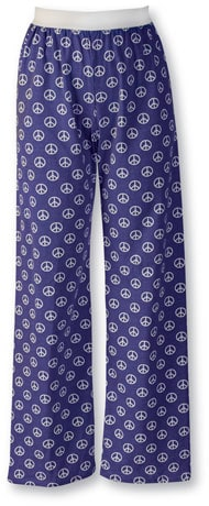 PEACE LOUNGE PANTS