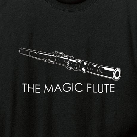 The Magic Flute Hoodie Sweatshirt