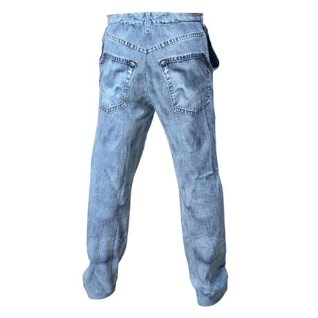 Super Soft Jean Lounge Pants with Drawstring Waist