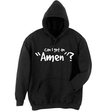 Can I Get An Amen Shirt