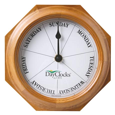 KEEP TRACK OF DAYS NOT TIME CLOCK