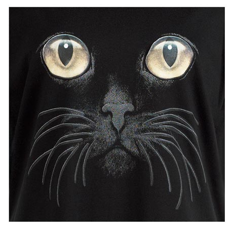 Cat Eyes Sweatshirt