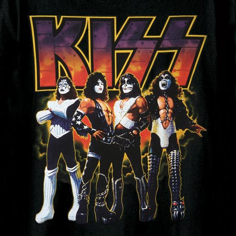 KISS LOVE GUN T-SHIRT