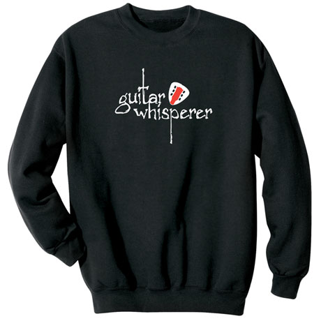 Guitar Whisperer Sweatshirt