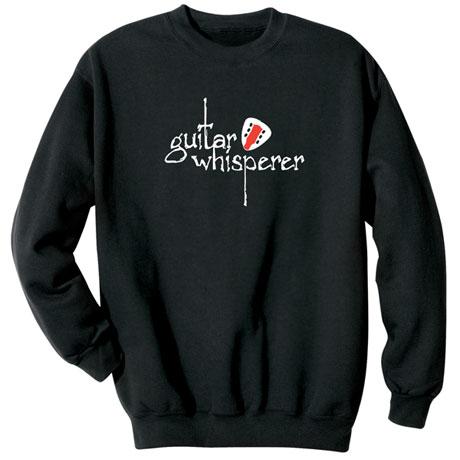 Guitar Whisperer Sweatshirt