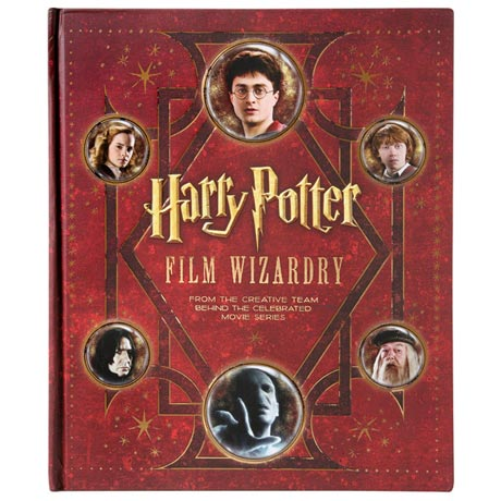 HARRY POTTER FILM WIZARDRY BOOK