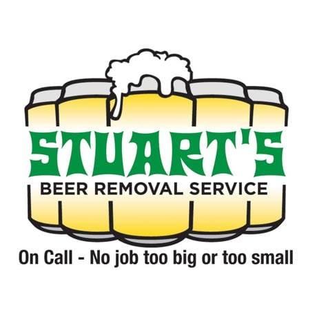 Personalized [Your Name]'s Beer Removal Service Shirt