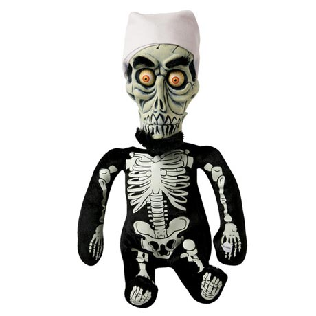 SUITCASE POSSE TALKING DOLL - ACHMED