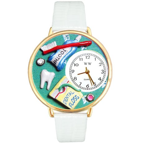 Whimsical Career Watch - Dental Assistant