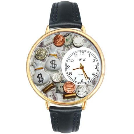 Whimsical Career Watch - Banker
