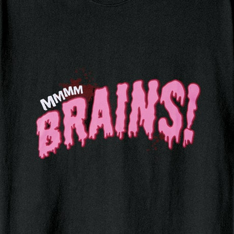 MMM BRAINS! T-SHIRT