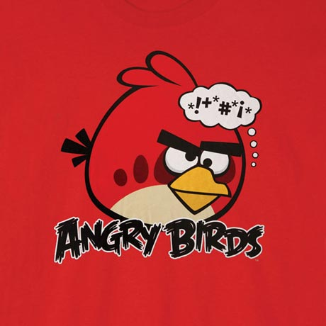 Angry Birds Bonkers T-Shirt