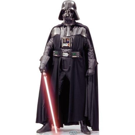 Life-Size Cardboard Movie Standup - Star Wars Darth Vader