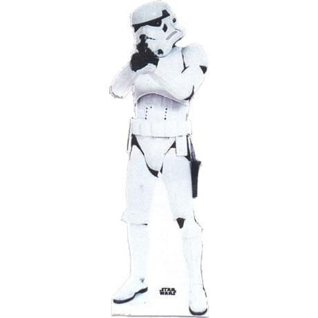 Life-Size Cardboard Movie Standup - Star Wars Stormtrooper