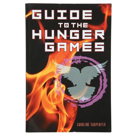 GUIDE TO THE HUNGER GAMES BOOK