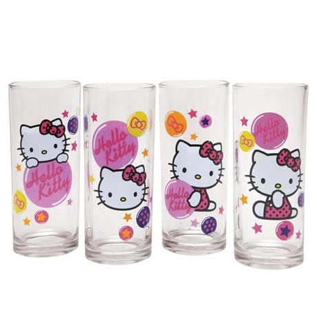 HELLO KITTY® GLASS SET