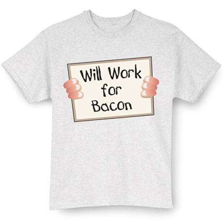 Personalized Will Work For [Your Choice Word] Shirt