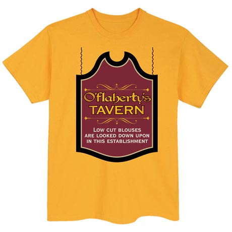 Personalized [Your Name] Tavern Shirt