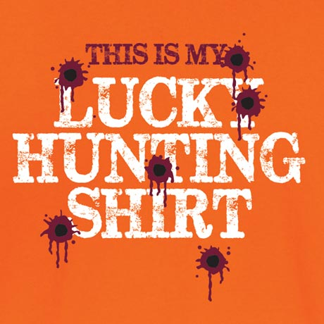 Lucky Hunting Shirts