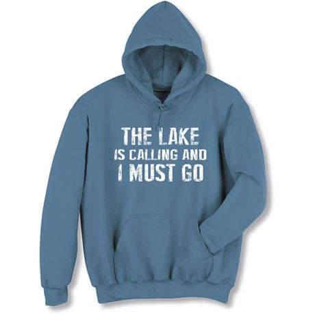 [Name] Is Calling I Must Go Hoodie Personalized