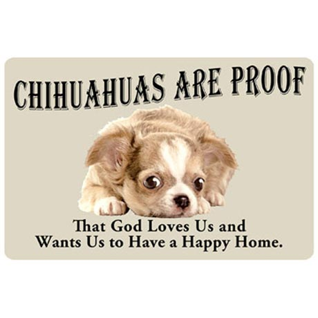 Dog Breed Doormat - Chihuahua