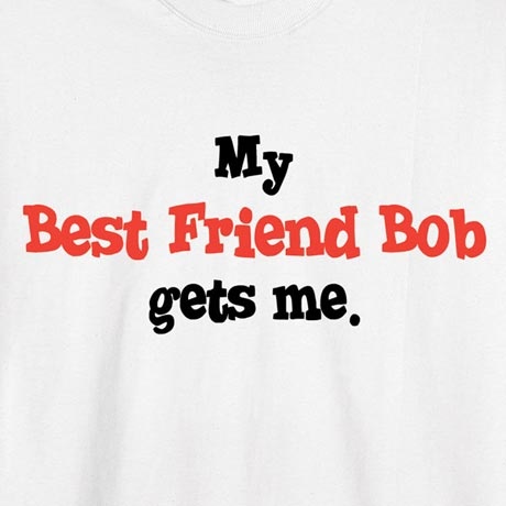Personalized My…Gets Me Shirt
