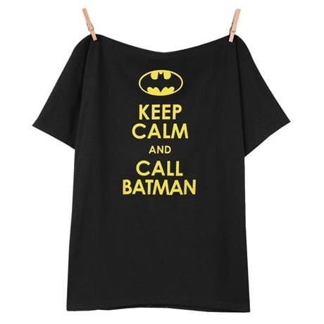 Keep Calm And Call Batman T-Shirt