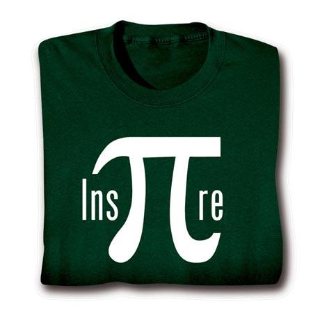 Inspire Pi Symbol Shirt