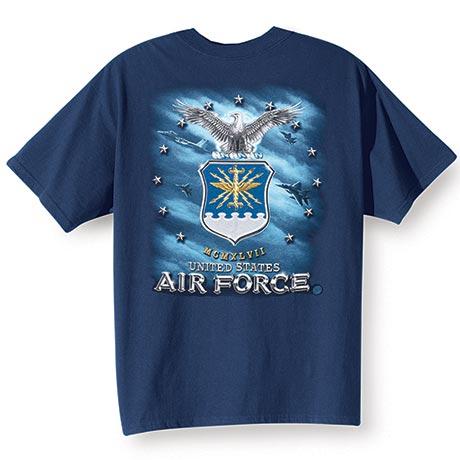 Military T-Shirt - Air Force