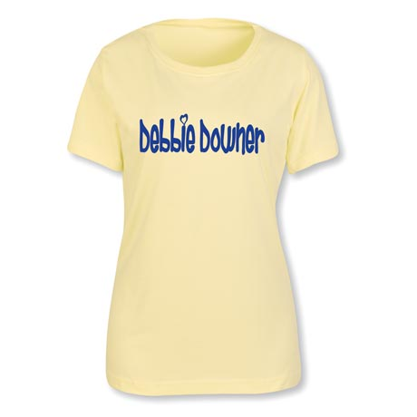 Debbie Downer Ladies T-Shirt
