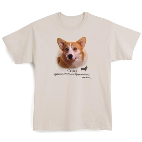 Dog Breed Shirts - Corgi