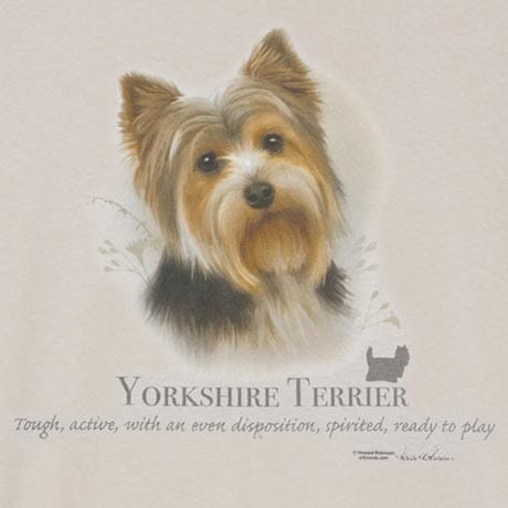 Dog Breed Shirts - Yorkie