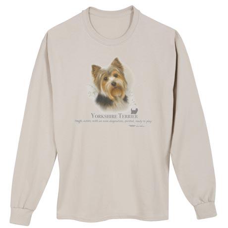 Dog Breed Shirts - Yorkie