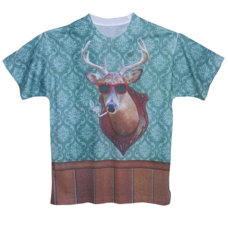 Trophy Room Sublimated Tee