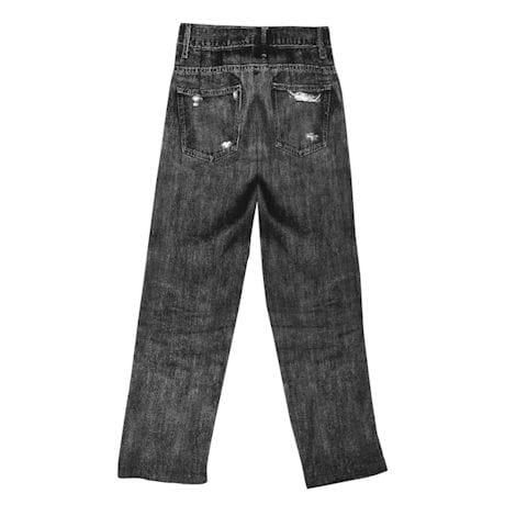 Jeans Lounge Pants - Faux Denim in 100% Cotton