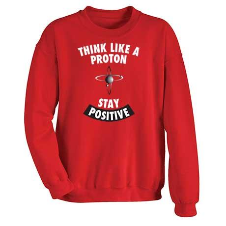 Positive Proton Sweatshirt