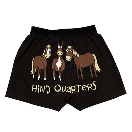 Comical Boxers- Hind Quarters