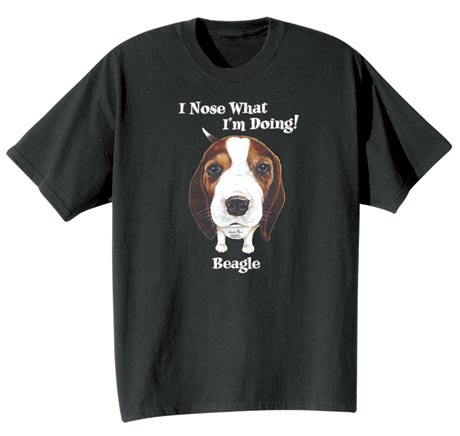 Dog Breed Tee- Beagle