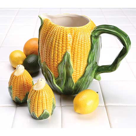 Harvest Corn Pitcher Tableware