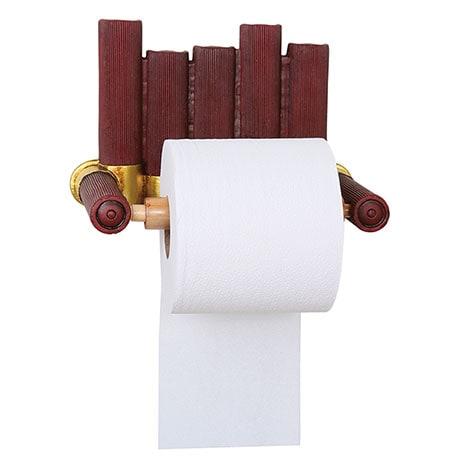 Shotgun Shell Toilet Paper Holder