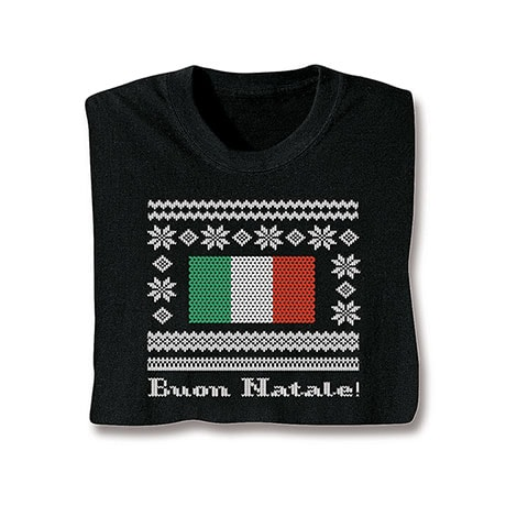 Holiday Italy Heritage Sweatshirt