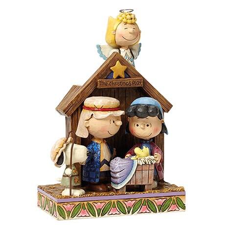 Peanuts® Christmas Pageant Nativity